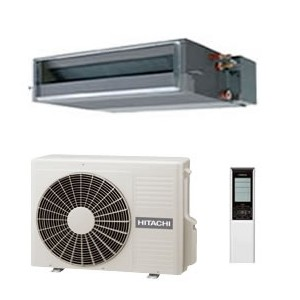 канален климатик Hitachi RAD RPA RAC NPA