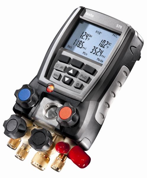 Сервиз на климатици testo570