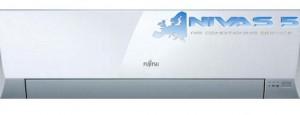 Климатици Fujitsi серия ASYG-LLC