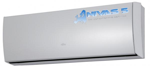 Климатици Fujitsu серия LT-slim