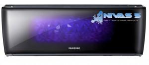 Климатици Samsung серия AQV-KBBN