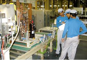 Завод на Daikin в Индия
