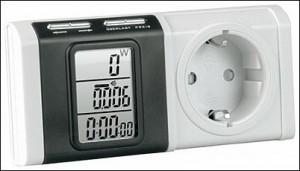 Уред за измерване на консумирана мощност