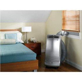 мобилен климатик в спалнята
