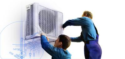 Монтаж на климатик от Nivas 5 air conditioning service