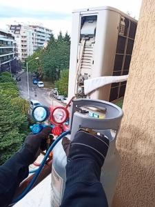 Диагностика и ремонт на климатици в София